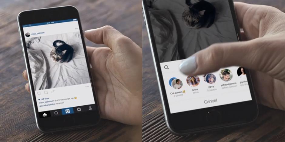 Instagram'ın yeni mesajlaşma özellikleri