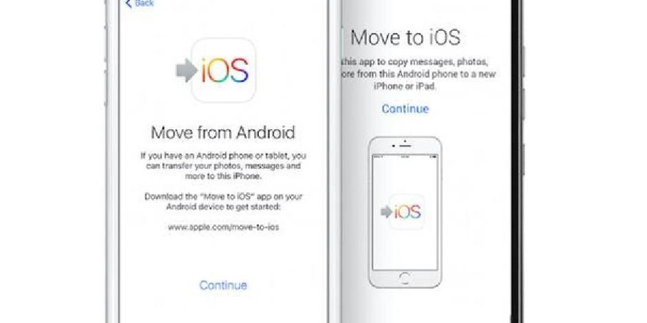 """Kullanıcılar Apple'ın """"Move to İOS"""" uygulamasını yorumlarıyla yerden yere vuruyor"""