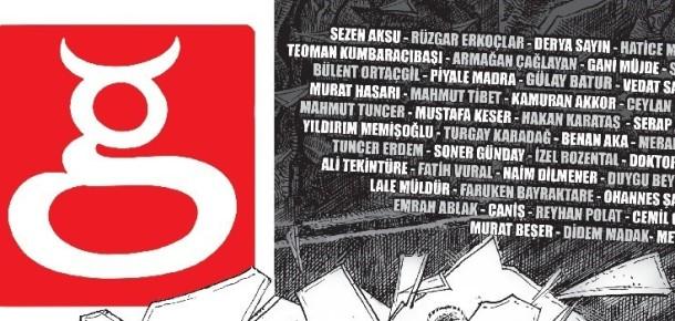 """Metin Üstündağ'ın yeni dergisi """"yumuşah g"""""""