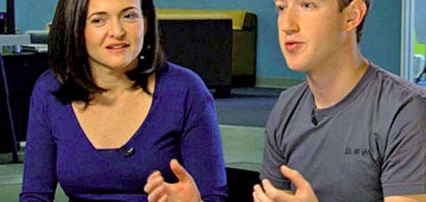 Bakmayın Sheryl Sandberg'e Facebook aslında Yüksek Lisansı önemsiyormuş
