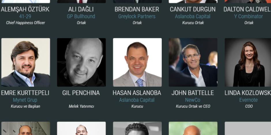 Webrazzi Summit konuşmacılarını yakından tanıyalım