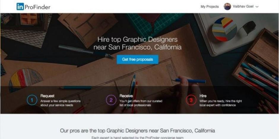 LinkedIn freelancer çalışanlar için de platform olma yolunda