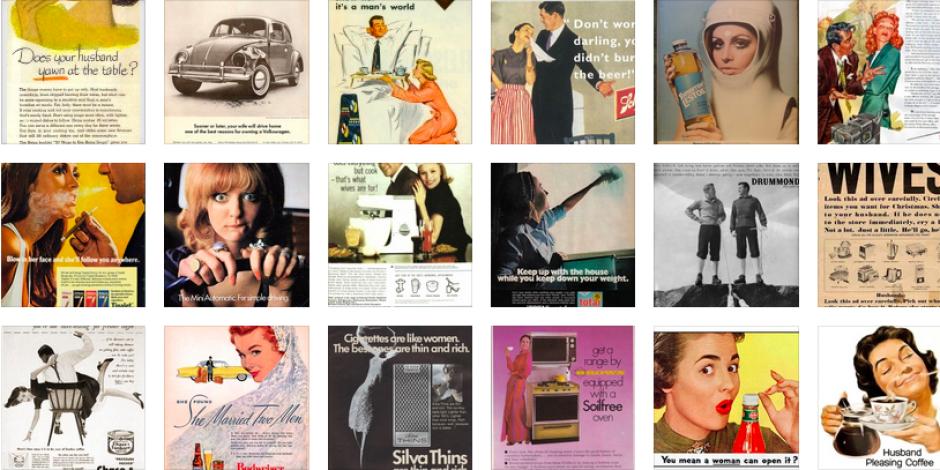 Geçmişte yapılmış 20 cinsiyetçi reklam kampanyası