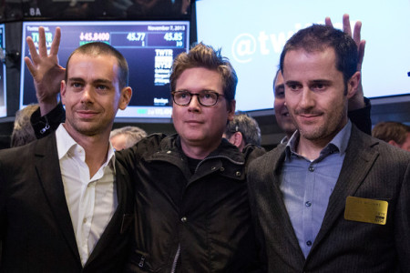 Evan+Williams+Jack+Dorsey+Twitter+Makes+NYSE+sLfimIh9bOwl