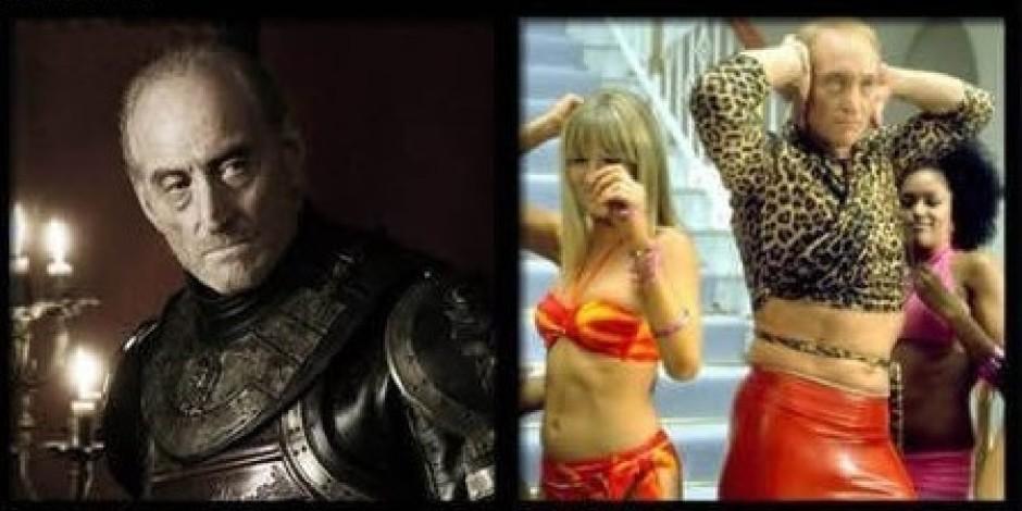 Game of Thrones karakterlerini daha önce nerede gördünüz?
