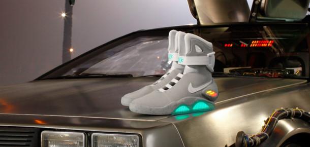 Nike, Geleceğe Dönüş filmindeki ayakkabısını 2016'da satışa çıkarmaya hazırlanıyor