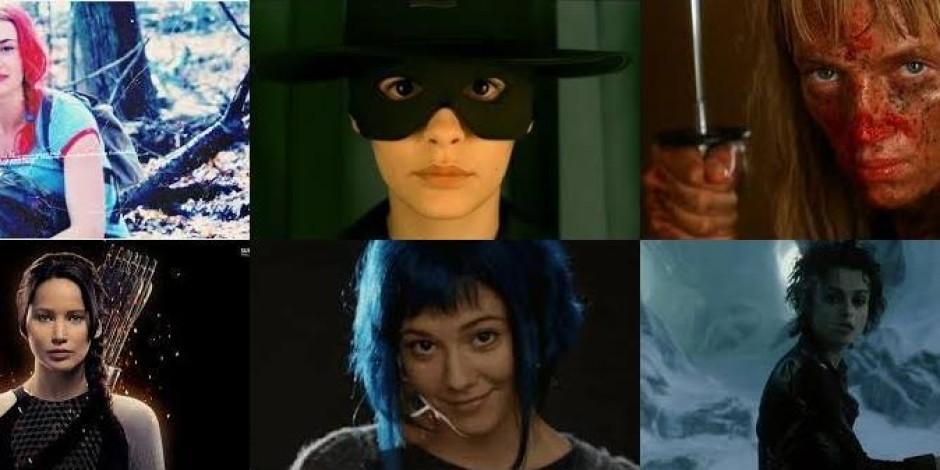 Test: Unutulmaz kadın karakterlerden hangisisin?
