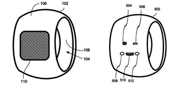 Apple akıllı yüzük patenti aldı