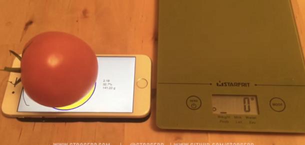 iPhone 6S ile mutfağınızda sebze-meyve tartmak ister misiniz?