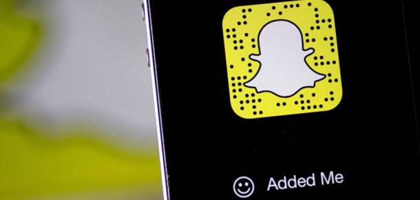 Snapchat VP'si Nick Bell güncel rakamları paylaştı