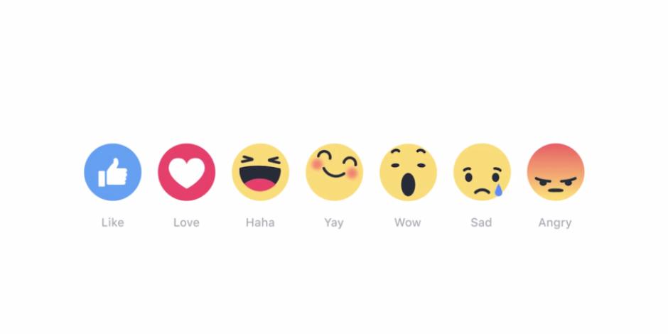 "Mark Zuckerberg'den ""Like"" butonuna alternatif 6 ifadenin videosu"