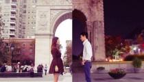 Uzak ilişkiyi yakın ederek viral olan sosyal medya kullanıcısı çift