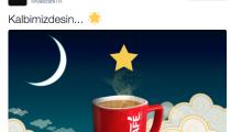 """Markalardan Twitter'ın """"kalp"""" yeniliği ile ilgili paylaşımlar"""