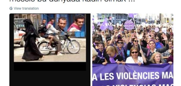 Sosyal medyanın gündemi: #TürkiyedeKadınOlmak