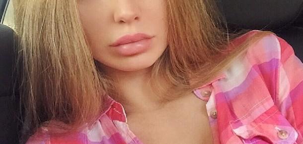 """Uçak düşmesinin ardından yorumla ünlenen Rus kız Instagram'da """"sınır kapısını kapattı"""""""