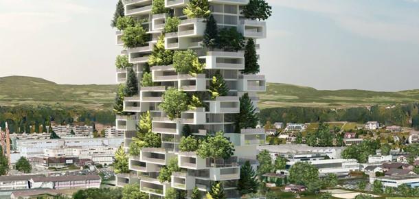 Dünyanın ilk yeşil kulesinin hazırlıkları başladı