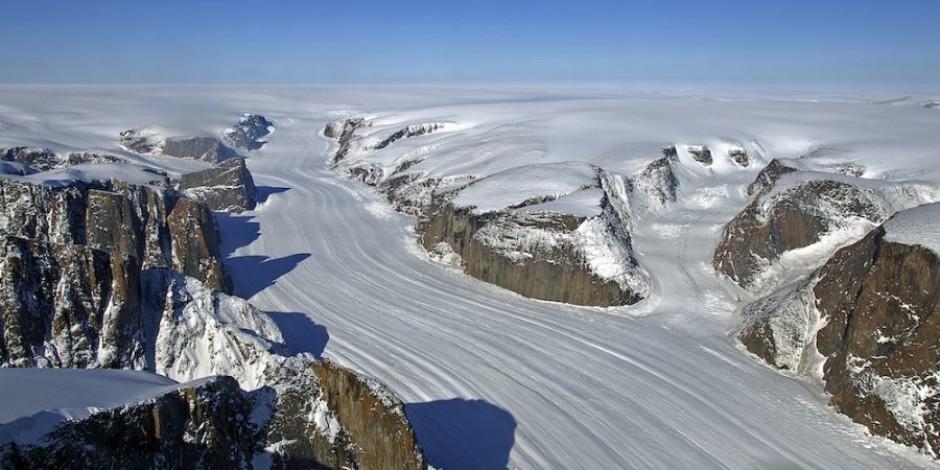 NASA, Antartika'nın buz oranının arttığını açıkladı