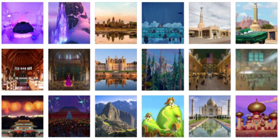 Disney filmlerine ilham veren 18 mekan