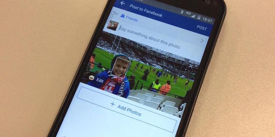 Facebook, aileleri çocuklarının fotoğraflarını paylaşırken uyarmaya başlıyor