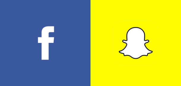 Twitter ve Facebook'tan Snapchat'e engel