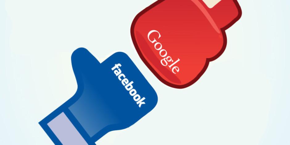 Google, Facebook'un en büyük para kaynaklarından birine saldırıyor