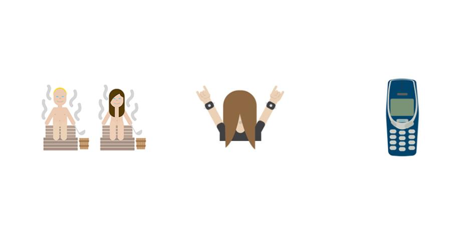 Finlandiya kendi emojilerini üreten ilk ülke oldu