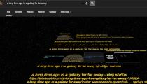 Google'dan Star Wars hayranlarına saklı sürpriz