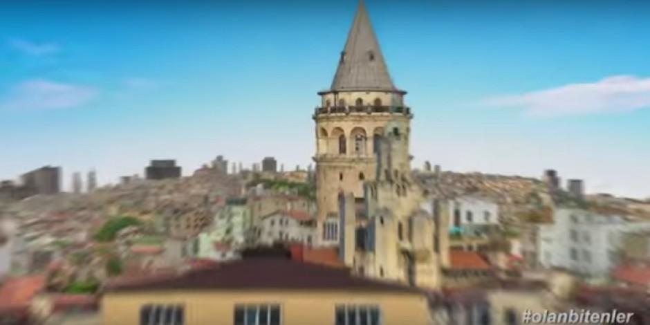 İstanbul'un akışının özeti ile sosyal medyada #olanbitenler