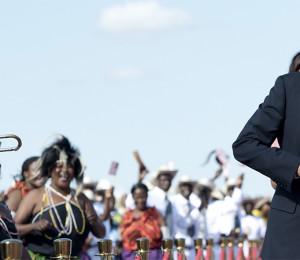 Barack Obama, Lean On'la sosyal medyanın gündemi oldu