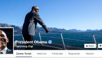 ABD Başkanı Obama Facebook'a katıldı