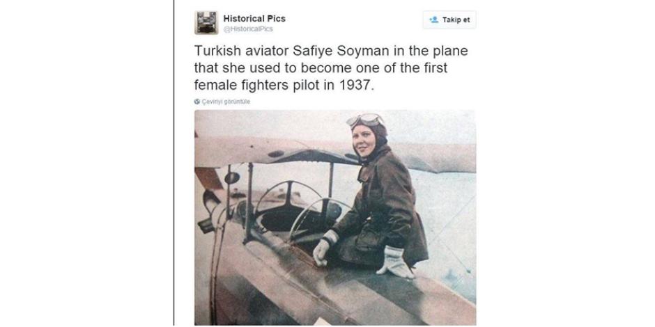 Twitter'da Historical Pics'i trollediler