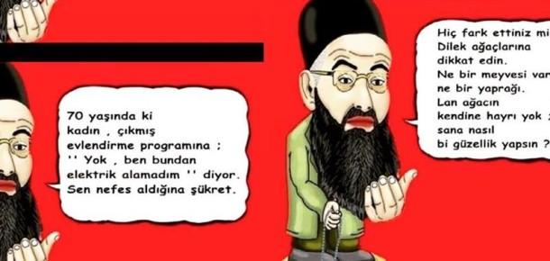 """""""Cübbeli Hoca"""" olarak tanınan Ahmet Ünlü'nün sosyal medyada en fazla paylaşılan capsleri"""