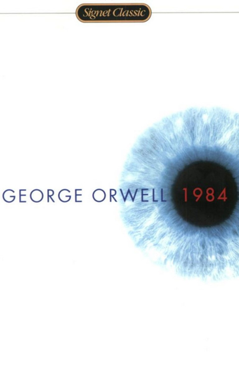 censorship in 1984 by george orwell