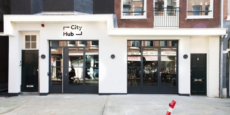 Amsterdam'da dijital dünya insanı için tasarlanmış efsane otel: CityHub