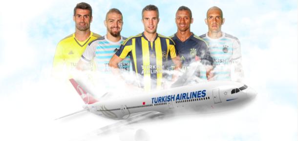 Türk Hava Yolları'nın Fenerbahçe'ye yaptığı sürprizin detayları (infografik)