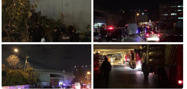 Sosyal medyanın gündemi: İstanbul'da Patlama