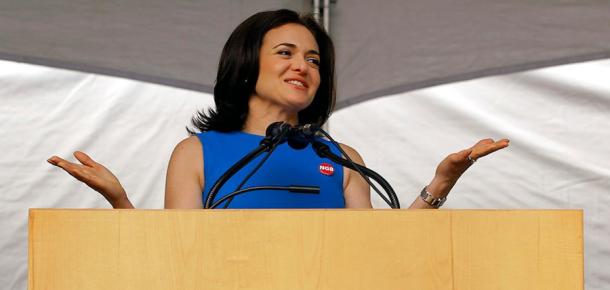 Facebook COO'su Sheryl Sandberg: Yüksek Lisans önemli değil
