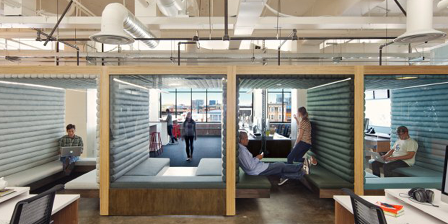 Ofisinizi düzenlerken ilham alabileceğiniz konseptler