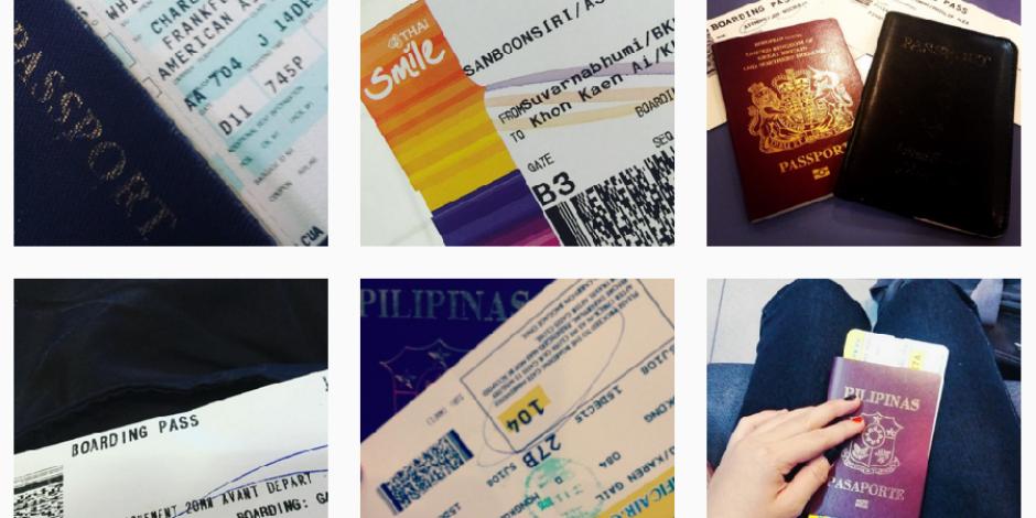 Uçuş kartınızı sosyal medyada paylaşmak neden tehlikeli?