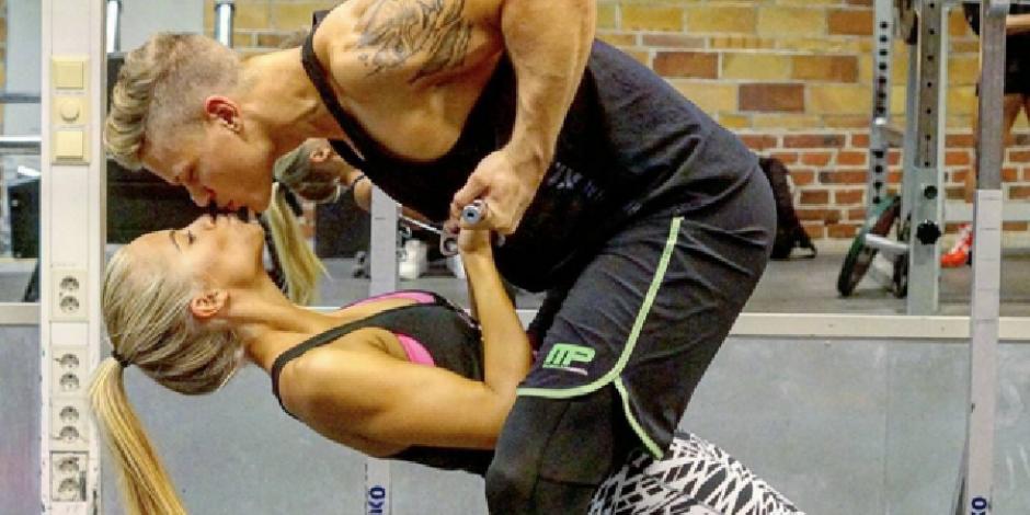 Aşk ve egzersiz dolu bir Instagram hesabı: dreamteam.fitness