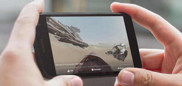 Facebook 360 derece video nedir? Kendi videonuzu nasıl yükleyebilirsiniz?