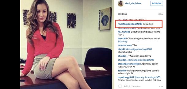 Instagram'ın çapkınını trolleyen yurdum insanı