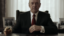 House of Cards'ın tüyler ürperten 5. sezon tanıtımı