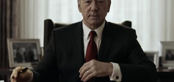 House of Cards'ın 4. sezonunun fragmanı yayınlandı