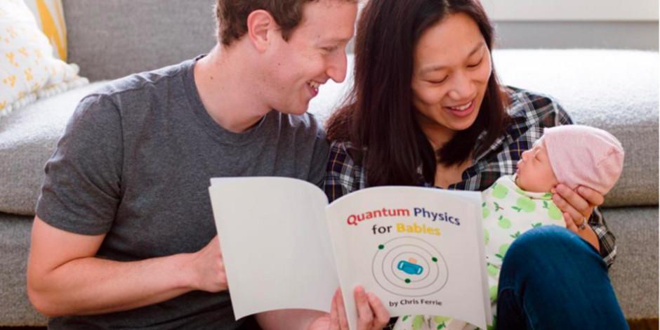 Mark Zuckerberg'in kızı Max'e okuması için 6 kitap önerisi