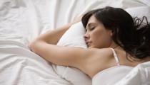 Sadece bir dakika içinde uykuya dalmanın sırrı