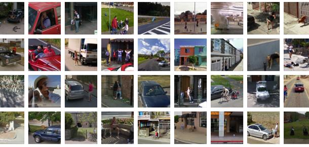 Yok artık dedirten 36 Google Street View görüntüsü