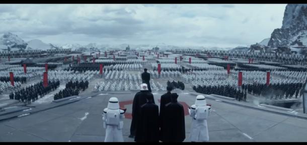 Muhtemelen izlemediğiniz yeni 'Star Wars: The Force Awakens' uluslararası fragmanı