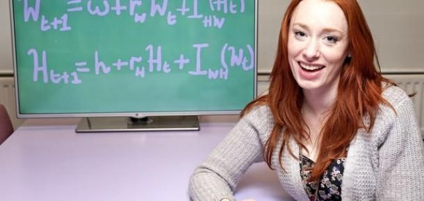 Aşkın formülünü bulan matematikçi: Hannah Fry!