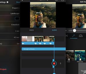 iPhone için en iyi ücretsiz video düzenleme uygulaması: Splice